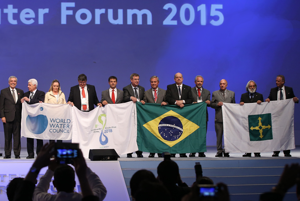 Foto por National Comittee for the 7th World Water Forum