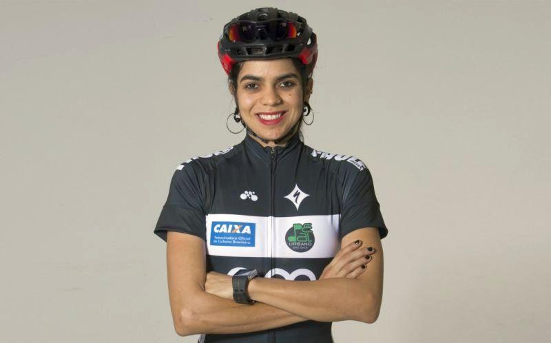 Entrevista com a ciclista goiana Raiza Goulão Henrique, do montain bike cross country olímpico, representante brasileira das Olimpíadas do Rio de Janeiro - Foto: Fábio Piva / Specialized