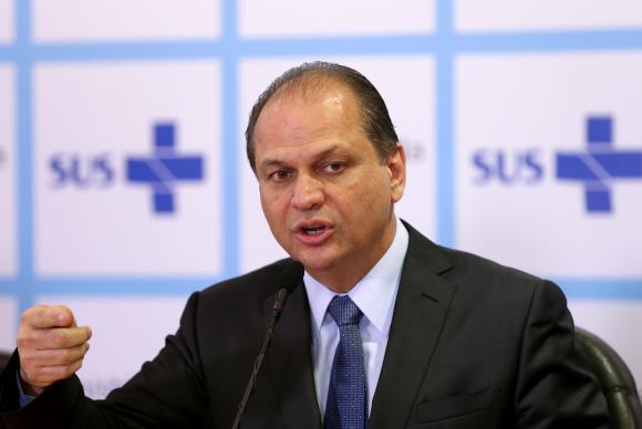 Minister Ricardo Barros