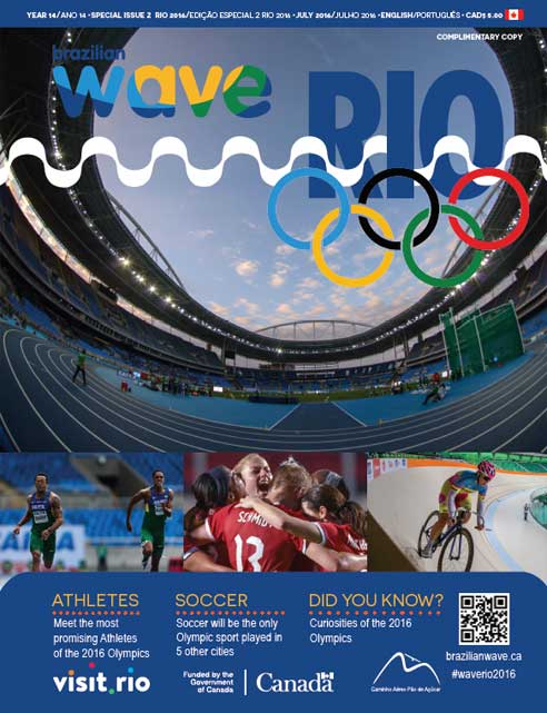 Wave Rio2016 Olimpiadas