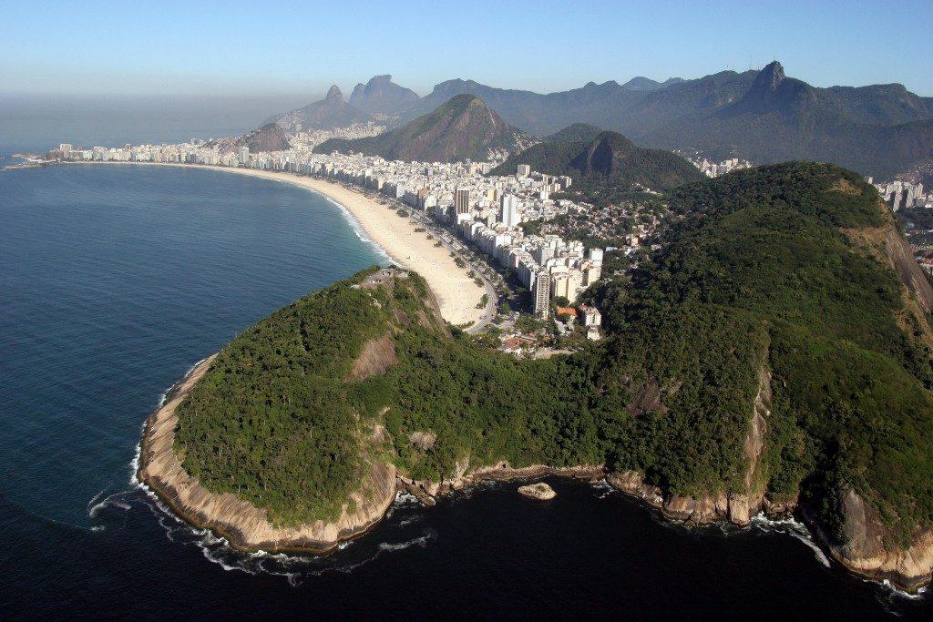 Leme Beach - Photo: visit.rio