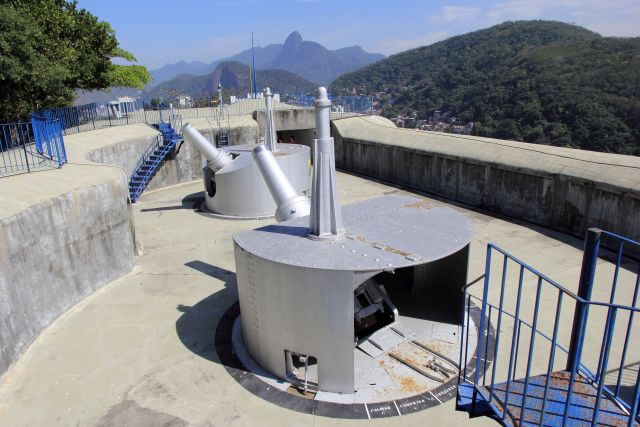 Forte do Leme - Photo: visit.rio
