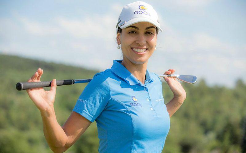 Victoria Lovelady, representante brasileira nos Jogos Rio 2016 - Foto: Andre Engelmann