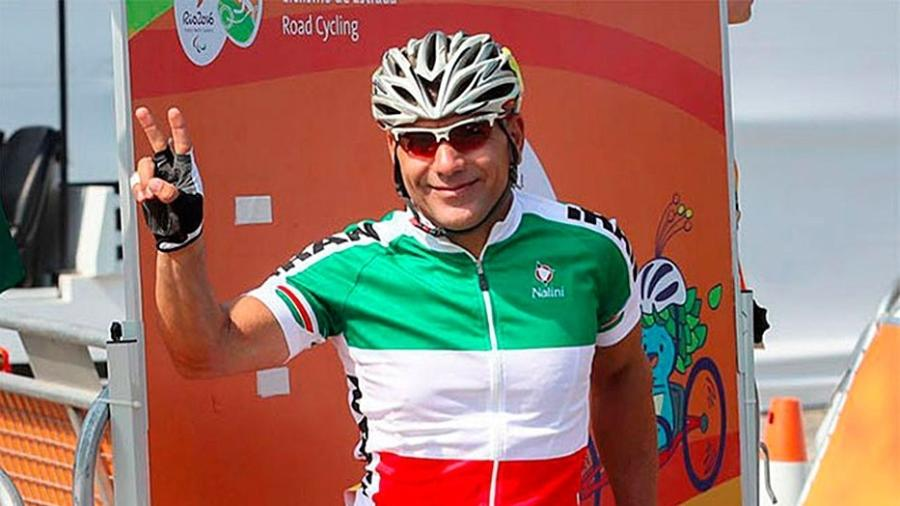 Bahman Golbarnezhad dies after crash in Paralympics cycling