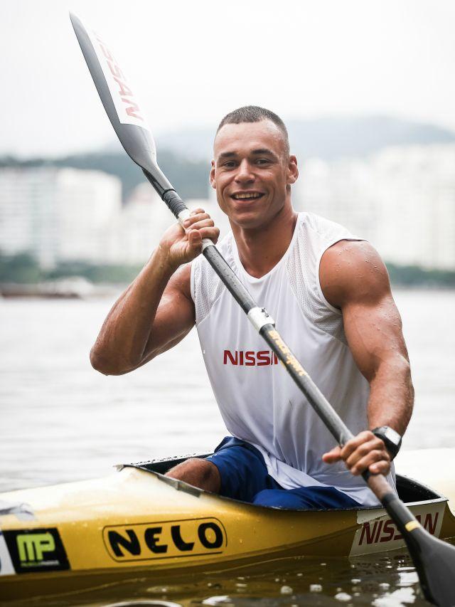 Entrevista com o canoísta paraolímpico Caio Ribeiro - Foto: divulgação/Nissan
