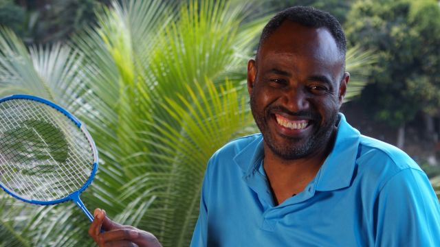 Entrevista com Sebastião Dias de Oliveira, criador da Associação Miratus de Badminton - Foto: Sikana