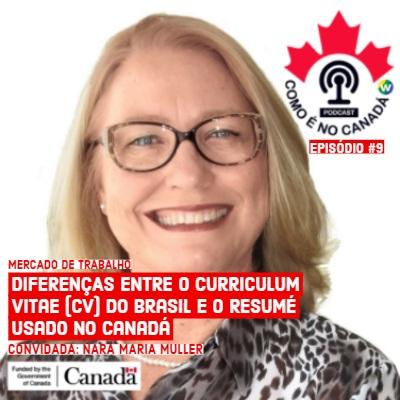 curriculum vitae x resum nara maria muller ep9 brazilian wave