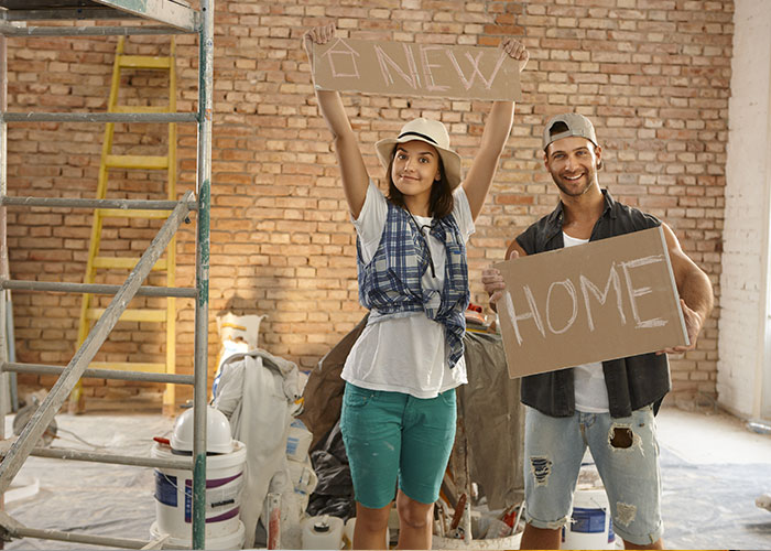 Construir uma nova casa pode significar muitas coisas boas para você e sua família, incluindo a oportunidade de morar na casa dos seus sonhos