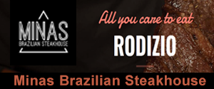 Minas Brazilian Steakhouse. Restaurante e churrascaria brasileira em Calgary