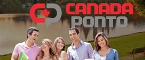 Canada Ponto. Intercâmbio no Canadá.