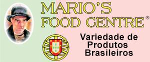 Mario's Food Centre. Variedade de produtos brasileiros e latinos